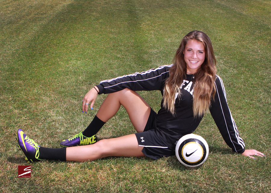 Individual Sports Portrait - Soccer